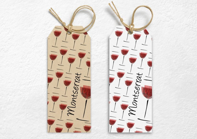 Montserrat wijn tags
