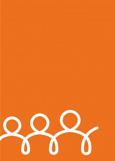 Toekomstwerkers icoon oranje