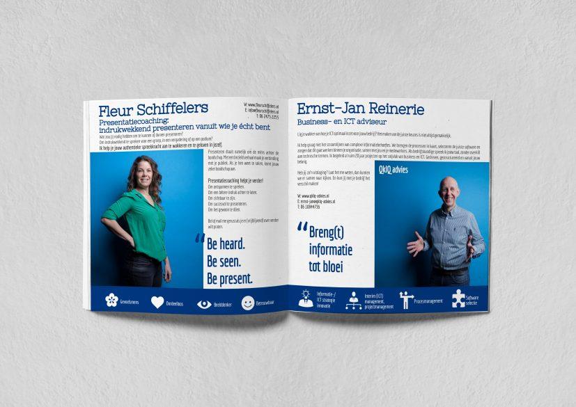 Brochure de Loft Lisse Fleur en Ernst Jan